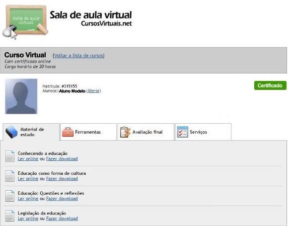 04e59b986e Curso Online de Voleibol com Certificado